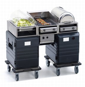 Rieber Catering Kitchen Image