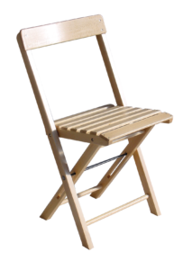 Holzklappstuhl Image